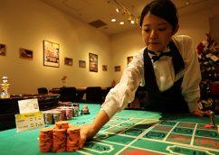 Een pokerbedrijf starten na winst bij Roulette
